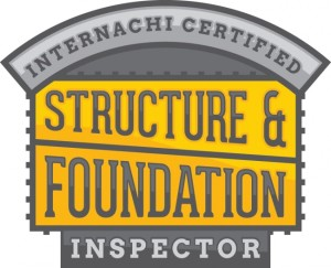 Certified Structure & Foundation Inspector